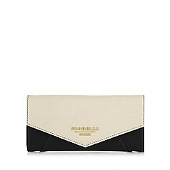 Fiorelli - White large colour block envelope flap over purse