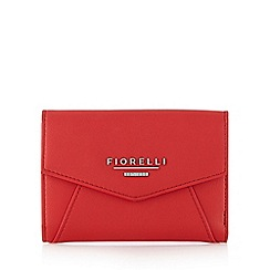 Fiorelli - Red small envelope flap over purse