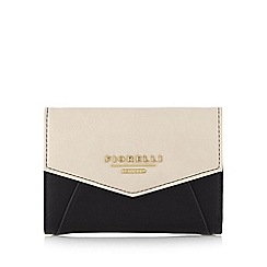 Fiorelli - Black small colour block envelope flap over purse