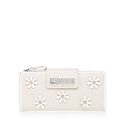 Floozie by Frost French - Natural daisy tab over purse