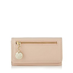 RJR.John Rocha - Designer pale pink zip detail large purse