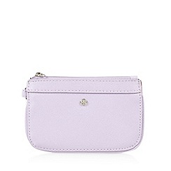 The Collection - Lilac small wristlet bag