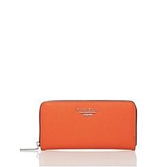 Fiorelli - Orange large zip around purse
