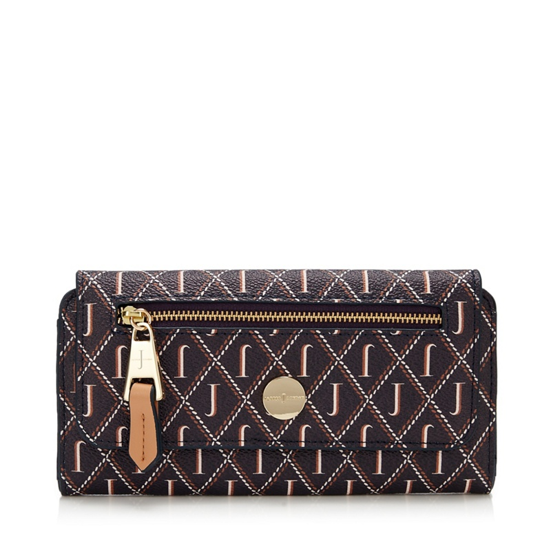 J by Jasper Conran Navy 'Forest Hill' Large Purse - One Size - Purses (9071728 5045480907505) photo
