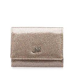 Star by Julien MacDonald - Designer gold glittery coin purse