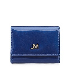 Star by Julien Macdonald - Designer blue glittery coin purse