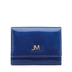 Star by Julien MacDonald - Designer blue glittery coin purse