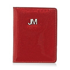Star by Julien MacDonald - Designer red travel pass holder
