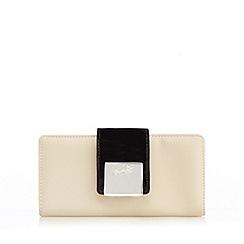 Principles by Ben de Lisi - Designer cream large patent purse