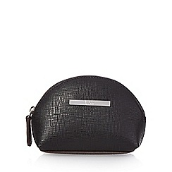 Principles by Ben de Lisi - Designer black dome coin purse