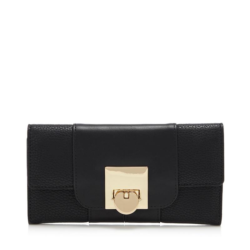 Principles Black Faux Leather 'Jenny' Large Purse - One Size - Purses (9108903 5045481281413) photo