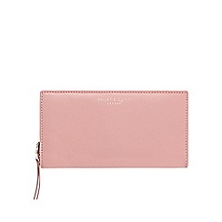 Bailey & Quinn - Pink large zip around purse