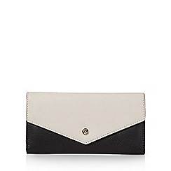 Bailey & Quinn - Black leather large envelope purse