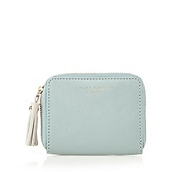 Bailey & Quinn - Light green leather small purse