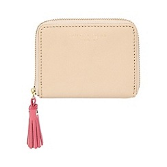 Bailey & Quinn - Beige leather small purse