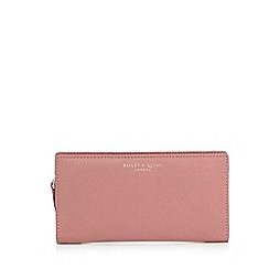 Bailey & Quinn - Pink leather purse in a gift box