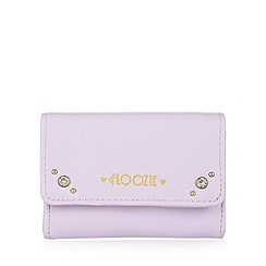 Floozie by Frost French - Lilac diamante stud mini purse
