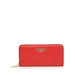 Fiorelli - Red 'Sarah Jane' large purse