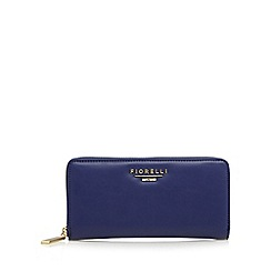 Fiorelli - Bright blue 'Sarah Jane' large purse