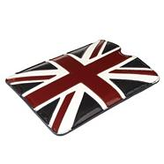 Navy Patent Union Jack Media Case