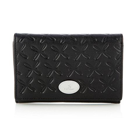 Fiorelli - Black small logo debossed purse