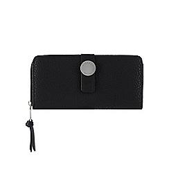 Fiorelli - Black 'Cyan' zip around purse