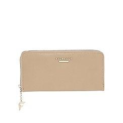 Fiorelli - Taupe 'City' zip around large purse