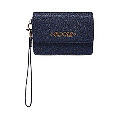 Floozie by Frost French - Navy glitter miniature purse