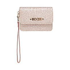Floozie by Frost French - Light pink glitter miniature purse