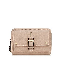 J by Jasper Conran - Light pink buckle detail purse