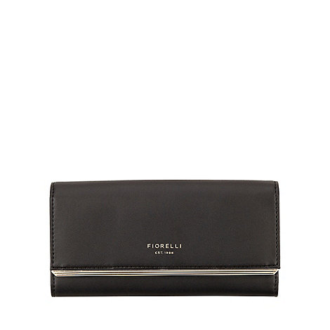 Fiorelli - Black Addison Dropdown Purse
