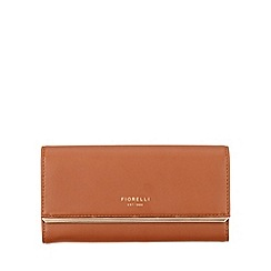 Fiorelli - Tan Addison Dropdown Purse