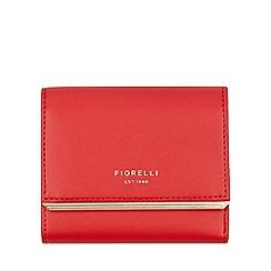 Fiorelli - Red Addison Small Dropdown Purse