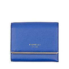 Fiorelli - Cyan Blue Addison Small Dropdown Purse