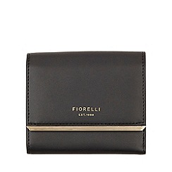 Fiorelli - Black Addison Small Dropdown Purse