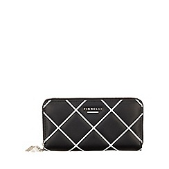Fiorelli - Black City Large Zip Around Purse