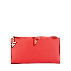 Fiorelli - Red Lara Large Zip Top Purse