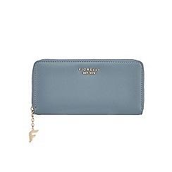 Fiorelli - Blue zip-around wallet