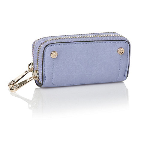 Sacha - Lilac rose studded coin purse