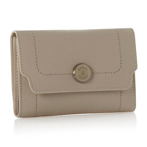 Bailey & Quinn - Cream leather +cumbria+ purse