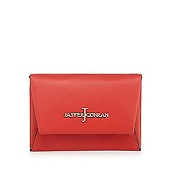 J by Jasper Conran - Red leather small purse