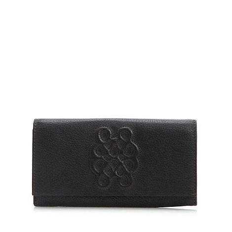 Bailey & Quinn - Black +blenheim+ leather purse