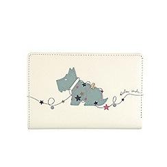Radley - Medium ivory leather 'In Lights' purse