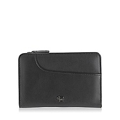 Radley - Medium black leather 'Pocket Bag' purse