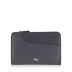 Radley - Medium navy leather 'Pocket Bag' purse