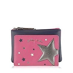 Radley - Medium pink leather 'Night Shift' purse