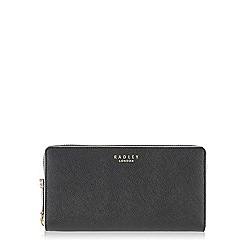 Radley - Black Arlington Street large around matinee purse