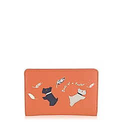 Radley - Birds of a feather madarin medium zip purse