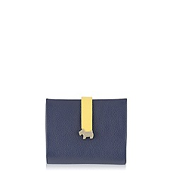 Radley - Navy Hamilton medium foldover purse