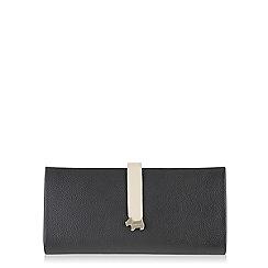 Radley - Black Hamilton large foldover matinee purse